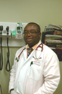 Dr. David Sanni-Thomas Jr., DO