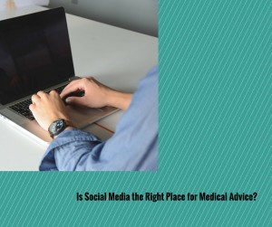 Emergency One looks at medical advice on the internet