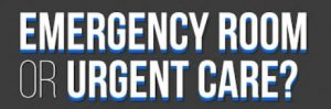 Emergency One Urgent Care