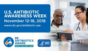 Emergency One Urgent Care supports Antibiotics Awareness